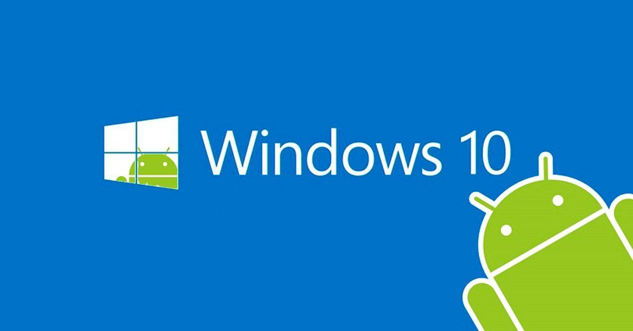 Microsoft está trabajando en el soporte Screen Mirroring de aplicaciones de Android para Windows 10