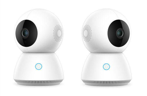 Mijia Smart Home la cámara de vigilancia de Xiaomi con Inteligencia Artificial