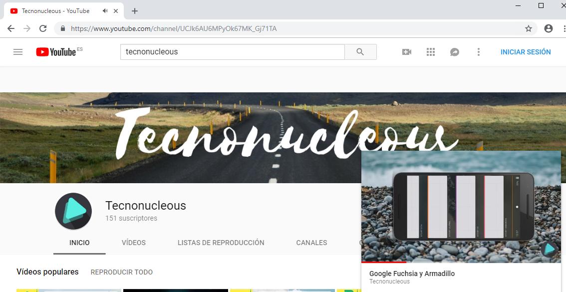 """La función """"Picture-in-Picture"""" de YouTube ahora está disponible para usuarios de escritorio"""