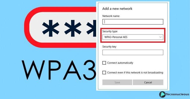 El protocolo WPA3 llega a Windows 10
