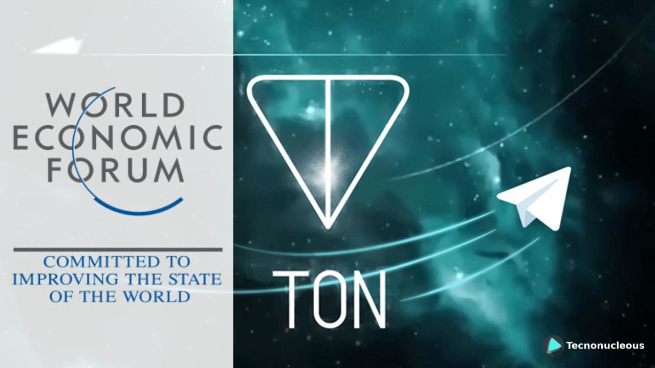 Telegram Open Network (TON) puede ser presentado en el Foro Económico Mundial en Davos