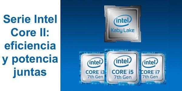 Serie Intel Core II: eficiencia y potencia juntas