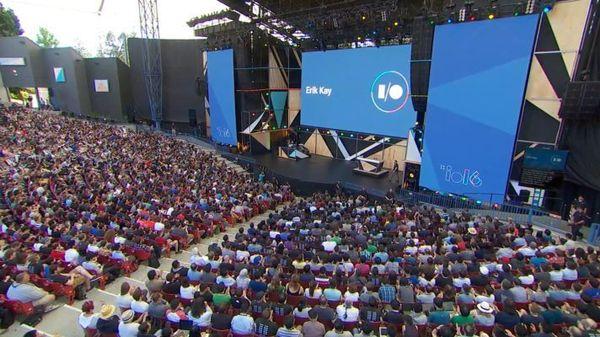 Sesiones del evento del Google I/O 2017