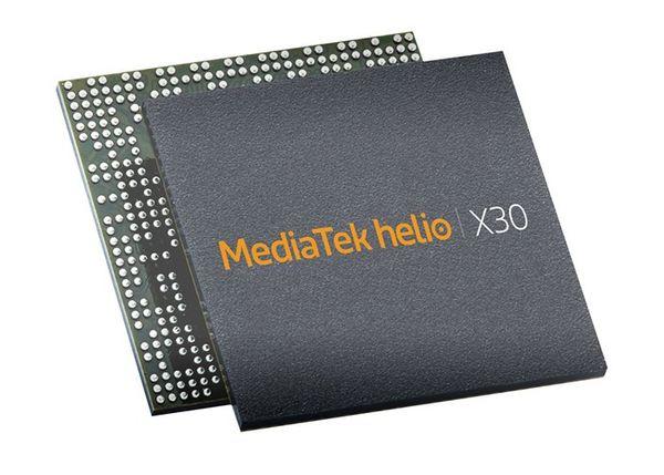 MediaTek anucia su nuevo procesador Helio X30 de 10 núcleos