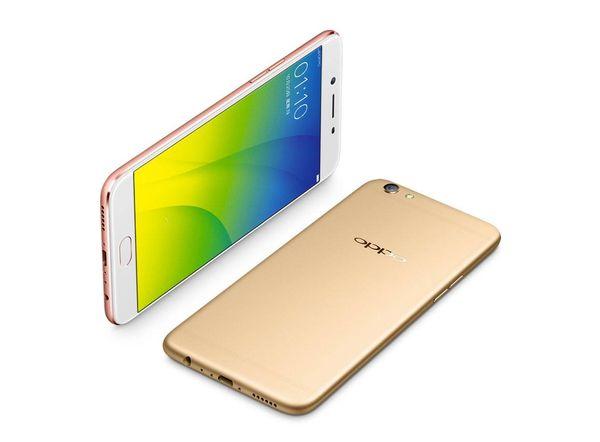 Oppo presenta Oppo R9S y R9S Plus