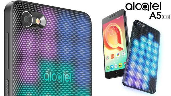 Alcatel A5, E3 y U5 en la MWC