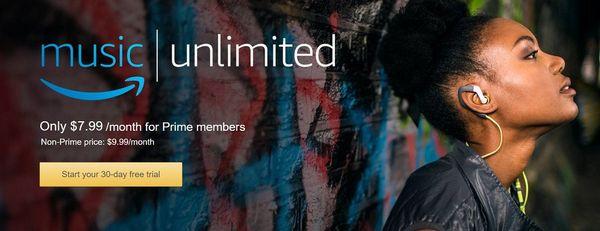 Amazon Music, el gigante del comercio se lanza a por Spotify
