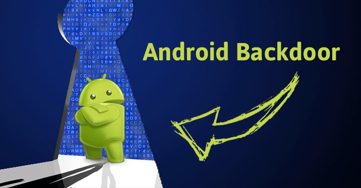 Más puertas traseras en el Firmware de teléfonos Android baratos