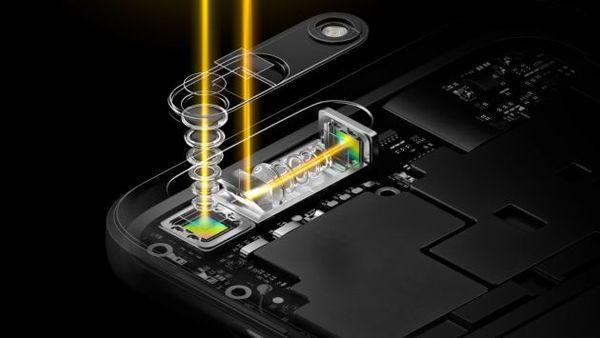 Oppo muestra una cámara con 5 aumentos ópticos