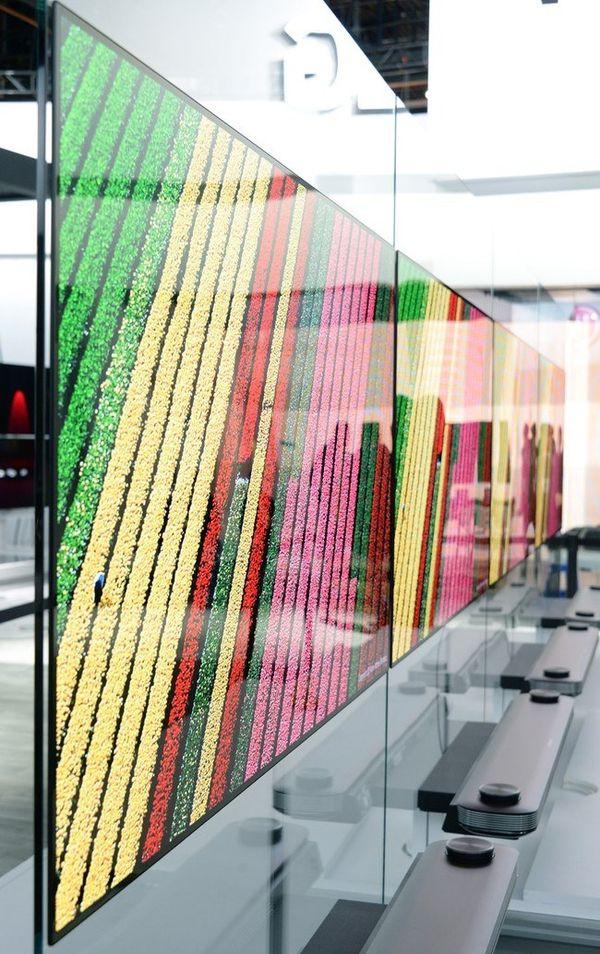 LG OLED W la mejor televisión del mercado