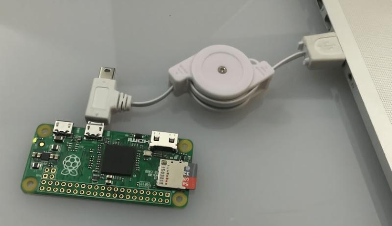 La Raspberry Pi Zero puede hackear un ordenador