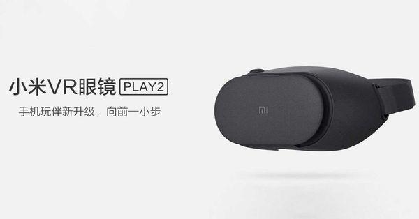 Las Xiaomi Mi Vr Play son las gafas de realidad virtual de Xaiomi