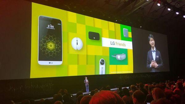 LG Friends: Los gadgets oficiales de LG para el G5