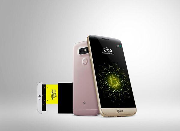 LG G5 es el primer móvil modular del mercado