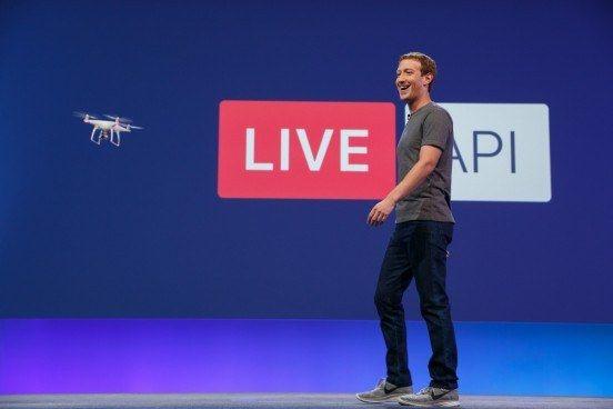 Facebook quiere dominar el vídeo en directo desde cualquier gadget