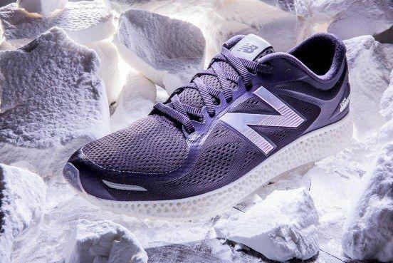 New Balance venderá las primeras zapatillas impresas en 3D