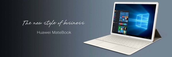 Huawei MateBook, el portatil de Huawei con Windows 10