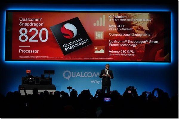 LeTV Max Pro, el primer móvil con el Snapdragon 820