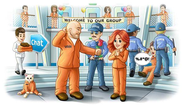 Telegram amplía el número de usarios en supergrupos hasta 10000 miembros