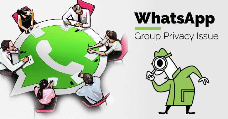 """El error de WhatsApp podría permitir que los """"posibles atacantes"""" espíen en grupos encriptados"""