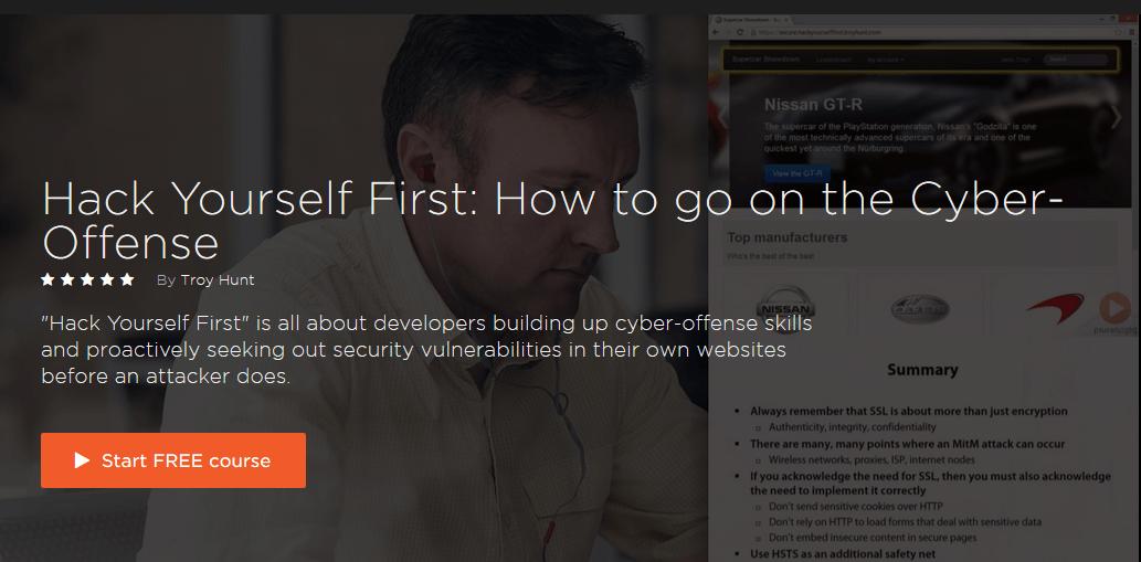 """""""Hack Yourself"""", curso gratuito de ciberseguridad"""
