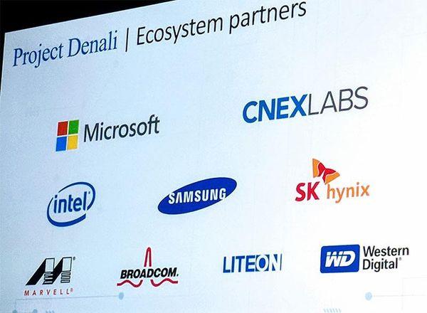 Microsoft busca reducir los precios máximos de SSD con Denali