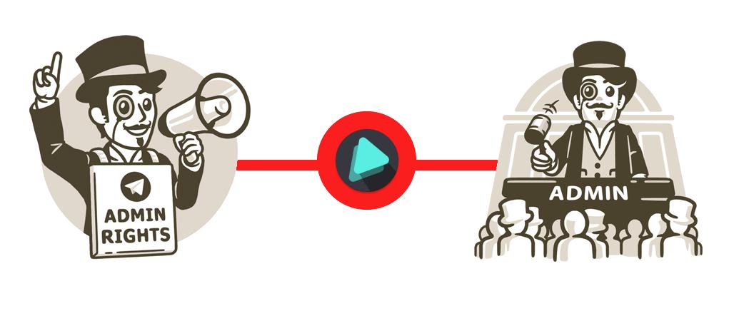 Cómo limitar los comandos de nuestro bot de Telegram en Nodejs a solo los administradores?