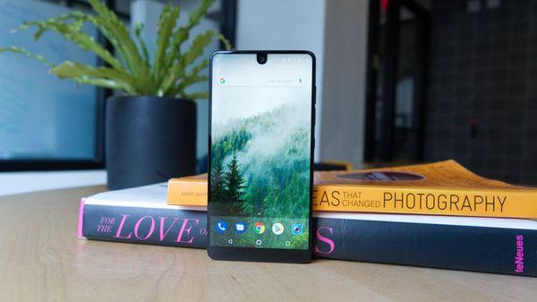 Essential Phone promete que su próximo teléfono tendrá una mejor cámara