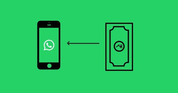 WhatsApp está compartiendo tus datos de pago con Facebook