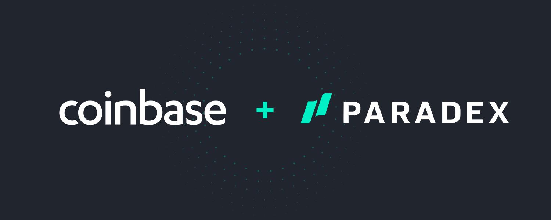 Coinbase adquiere la plataforma de negociación de criptomonedas Paradex
