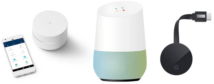 Google Home, Home Mini y Google Wi-Fi están a la venta en El Corte Inglés