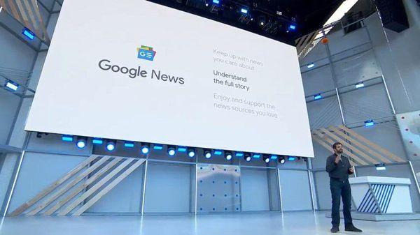 Google News se rediseña con funciones de IA, nueva aplicación, disponible a partir de hoy