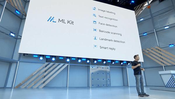 Google facilita el aprendizaje automático para desarrolladores con ML Kit