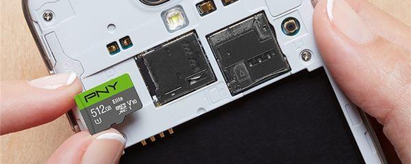 PNY anuncia la primera tarjeta MicroSD de 512 GB del mundo