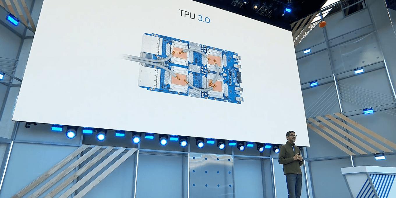 Google presenta TPU v3.0, la próxima generación de procesadores de aprendizaje automático