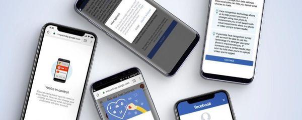 Facebook y Google manipulan a los usuarios para compartir datos personales a pesar de la GDPR
