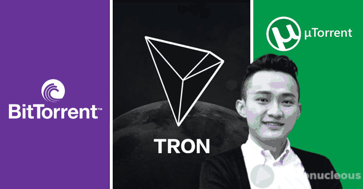 El fundador de TRON compra BitTorrent por 140 millones de dólares
