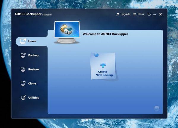 AOMEI lanza sus herramientas gratuitas de copia de seguridad y partición cumpliendo con la GDPR
