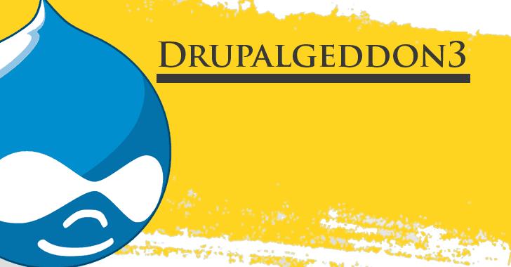 Explotan la vulnerabilidad CVE-2018-7602 de Drupal, también conocida como Drupalgeddon3 para entregar mineros de Monero