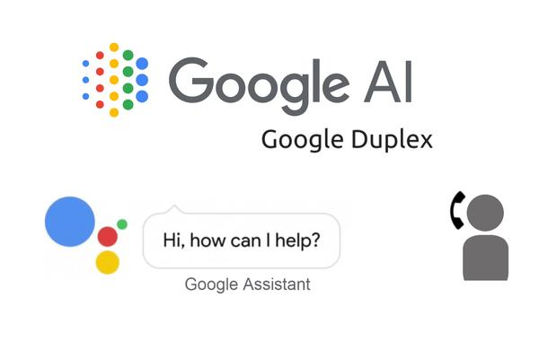 Google Duplex se empieza a probar primero en los negocios
