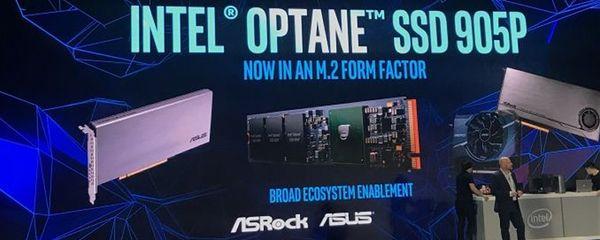 Intel lanza Optane 905P en formato M.2-22110