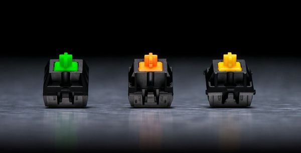 Razer lleva sus switches mecánicos y Chroma a dispositivos de terceros