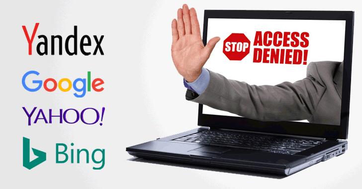 Rusia multará a los motores de búsqueda que enlacen a vpns y servicios prohibidos