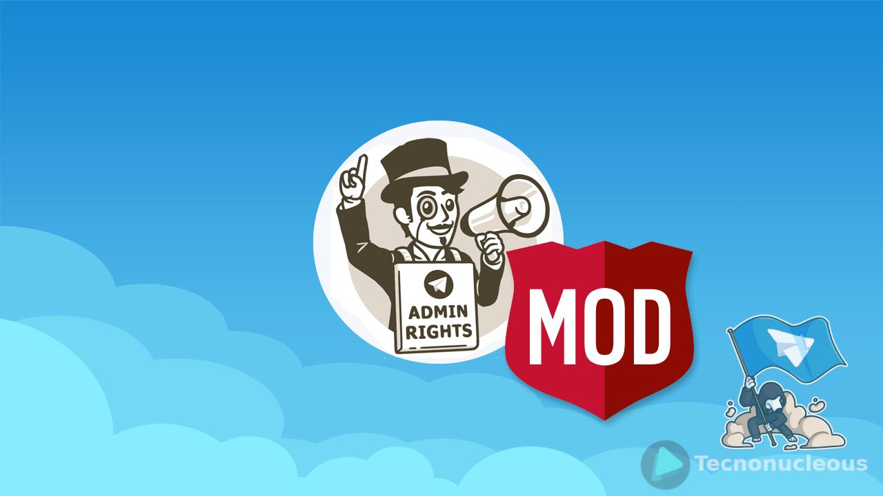 Crear comando mod | unmod
