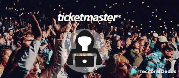 Ticketmaster anuncia una filtración de datos que afecta al 5% de todos los usuarios