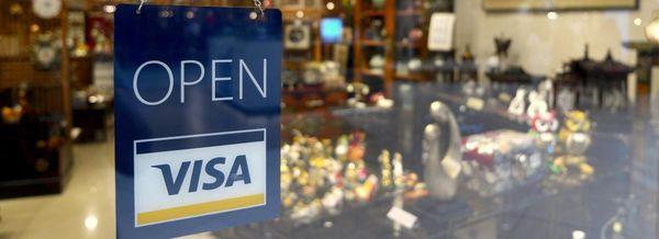 Los sistemas de pago con tarjetas Visa caídos en toda Europa