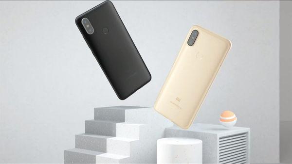 Ya están aquí los nuevos Xiaomi Mi A2 y Mi A2 Lite