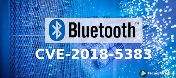 Muchas implementaciones del Bluetooth y los controladores de sistema operativo afectados por un bug criptográfico