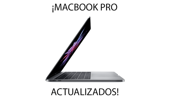Apple renueva los MacBook Pro